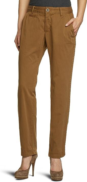 Eddie Bauer Pantalon Para Mujer Color Cognac Talla Talla Alemana 34 6 Amazon Es Ropa Y Accesorios