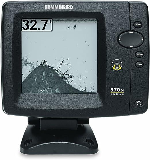Humminbird 570 Di Fischfinder Navigation