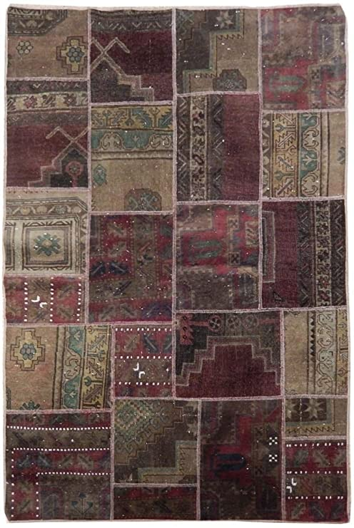 Amazon Com Patchwork Washable Discounted Rugs Wool On Cotton Hand