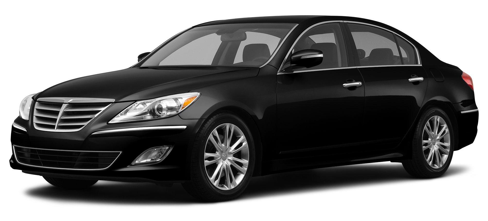 2012 Hyundai Genesis 3.8L, 4-Door Sedan V6 ...