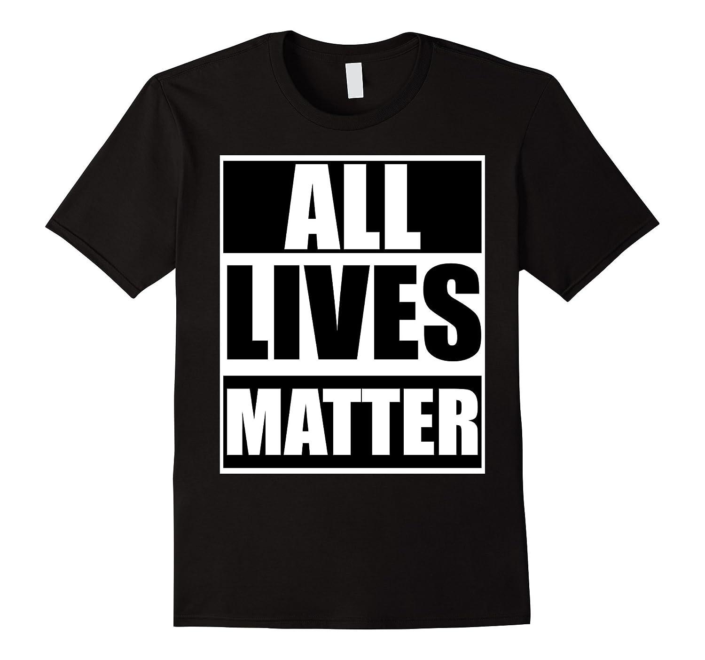 All Lives Matter Shirt-CL