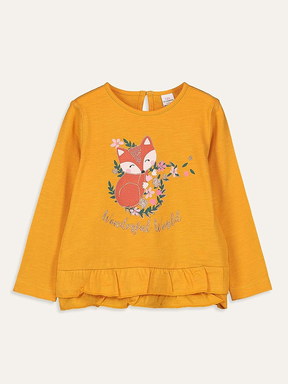 LC WAIKIKI in cotone T-shirt da bambina