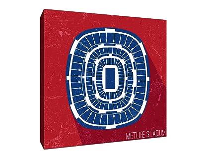 Amazon.com: MetLife Stadium - NFL Seat Map - 20x20 Gallery ... on amalie arena map, madison square garden, heinz field, marlins ballpark map, arrowhead stadium, wembley stadium, soldier field, smoothie king center map, royal farms arena map, mercedes-benz superdome, metlife parking chart, miami dolphins map, the palace of auburn hills map, talking stick resort arena map, o.co coliseum map, truman sports complex map, sun life stadium, raymond james stadium, university of phoenix stadium, heinz field map, ford field, metlife ny, bmo harris bank center map, los angeles memorial sports arena map, metlife tickets, new york giants, metlife seating chart, gillette stadium, georgia dome, giants stadium, new york jets, gila river arena map, prudential center map, metlife sports complex, lambeau field, centurylink field, reliant stadium, cowboys stadium,