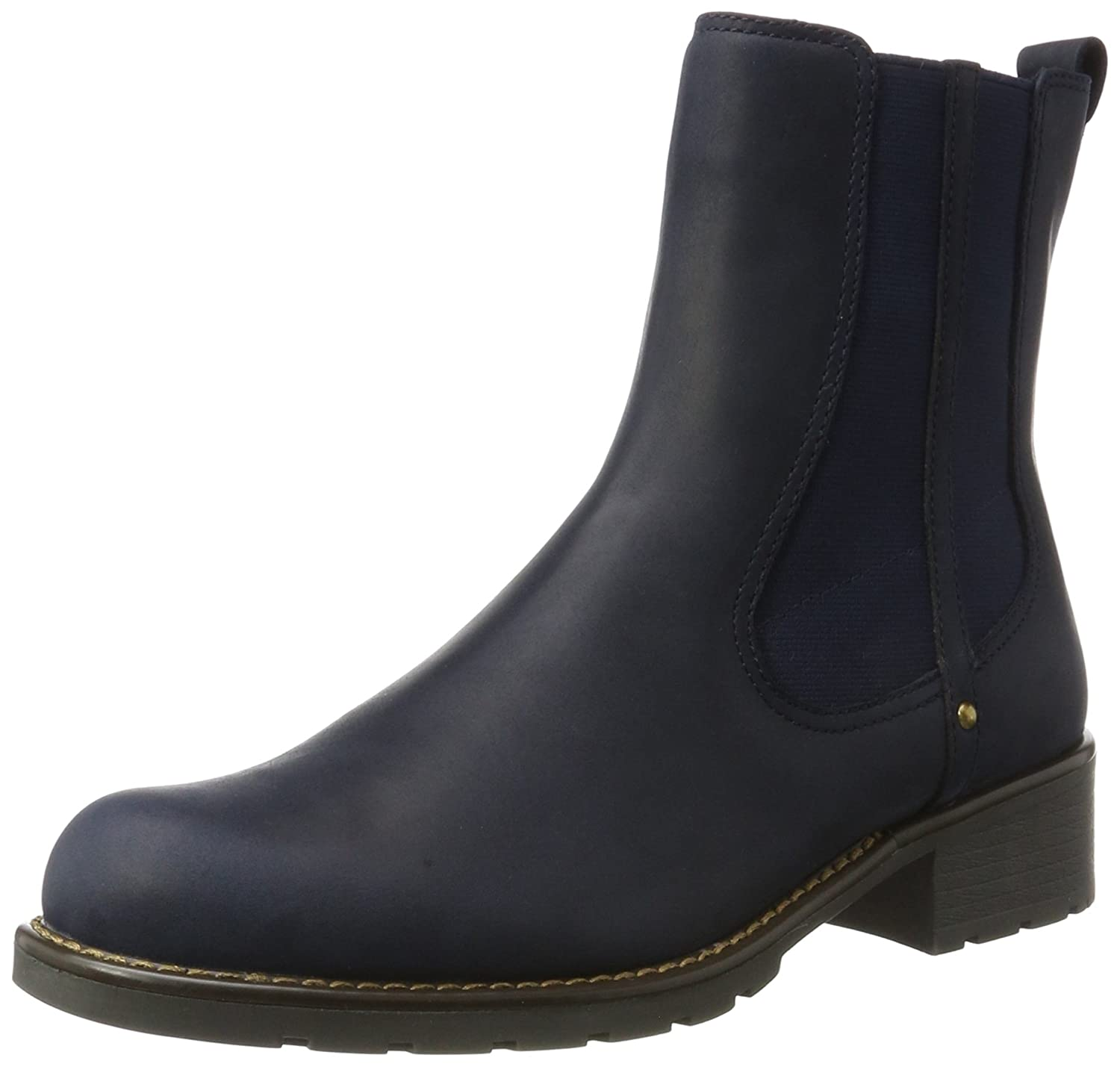 Clarks Orinoco Nubuck) Club, Bottes et Bottines Bottines (Navy Souples Femme Noir (Navy Nubuck) fc210e2 - fast-weightloss-diet.space