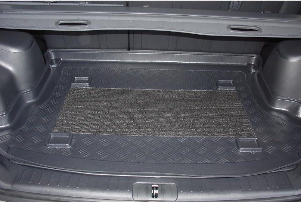 cod Utilizzo: Tutte Le Versioni MTM Vasca Baule Sportage II dal 2004-07.2010 Protezione Bagagliaio su Misura con Antiscivolo 1701