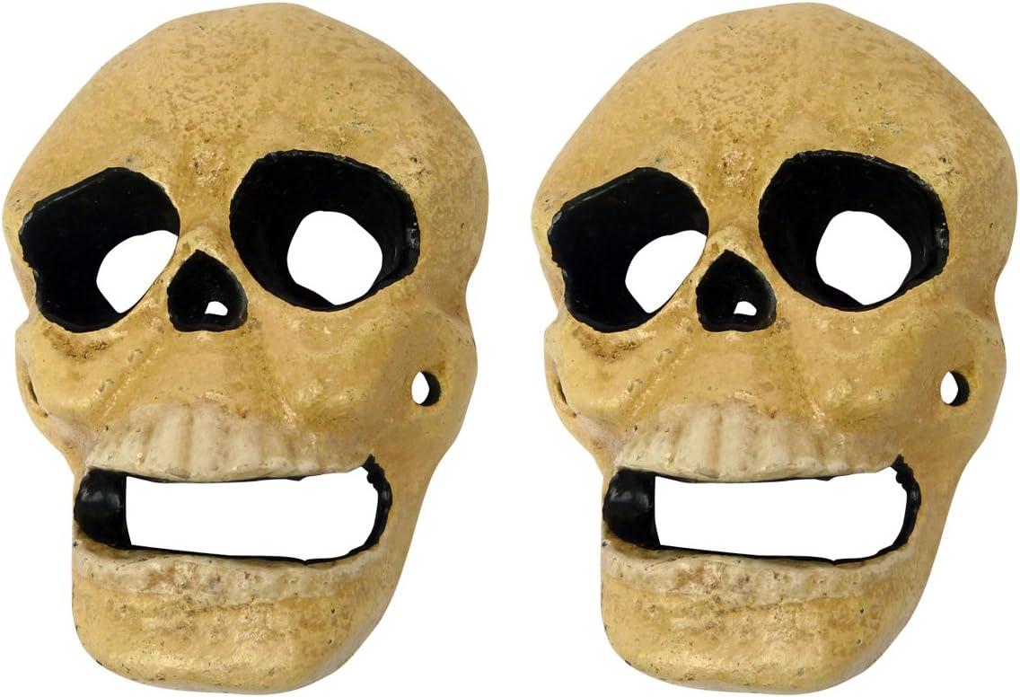 Design Toscano Evil Skull Cast Iron Bottle Opener Set of Two