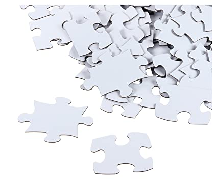 Amazon Blank Puzzle