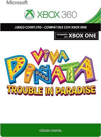 Viva Pinata Trouble In Paradise Xbox 360 Código De Descarga Amazon Es Videojuegos