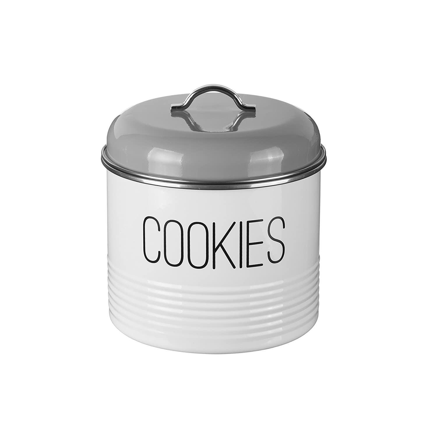 Typhoon 1401.672 Vintage Mayfair - Molde para galletas (metal, 3,3 L), color gris