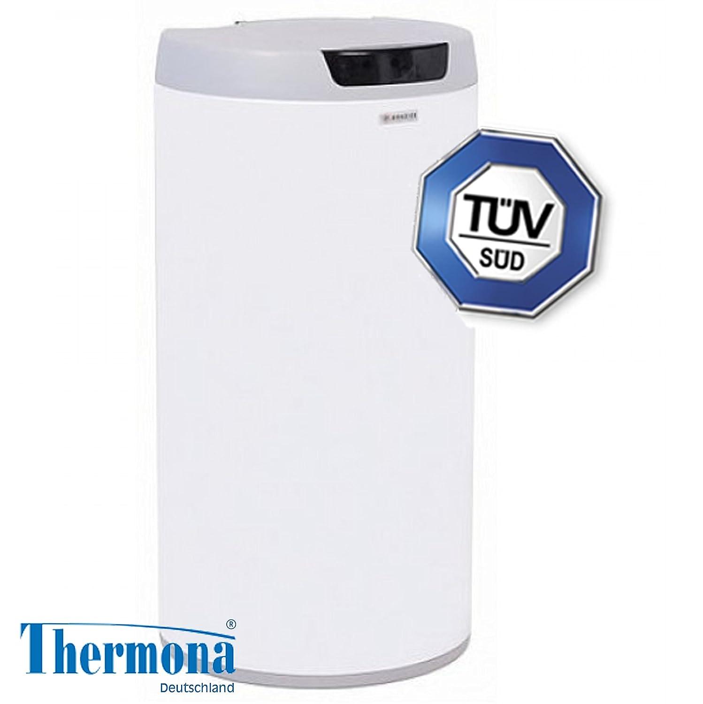 160 l Agua Caliente con 1 intercambiador de calor, Stand Memoria ...