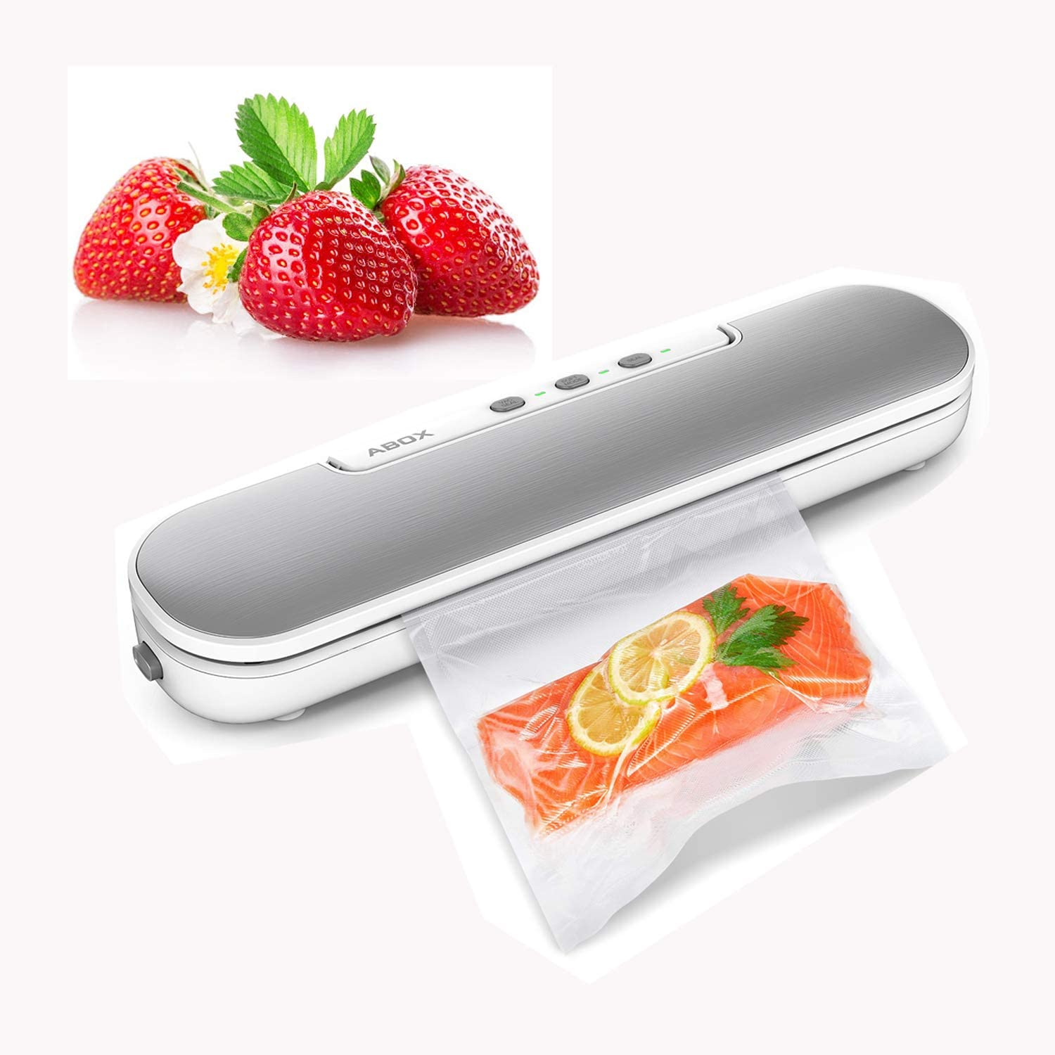 ABOX Vacuum Sealers with 10 Bags