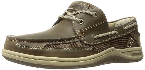 77c185c526fbbf Margaritaville Men s Anchor Lace Boat Shoe  Amazon.ca  Shoes   Handbags