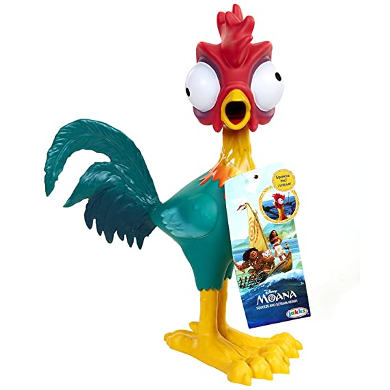 Disney 55351 Moan Pollo HeiHei, Multicolor: Amazon.es ...