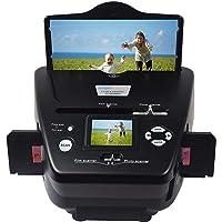 DIGITNOW! Escáner de película de 5.1 megapíxeles para 35mm negativos y diapositivas y fotos