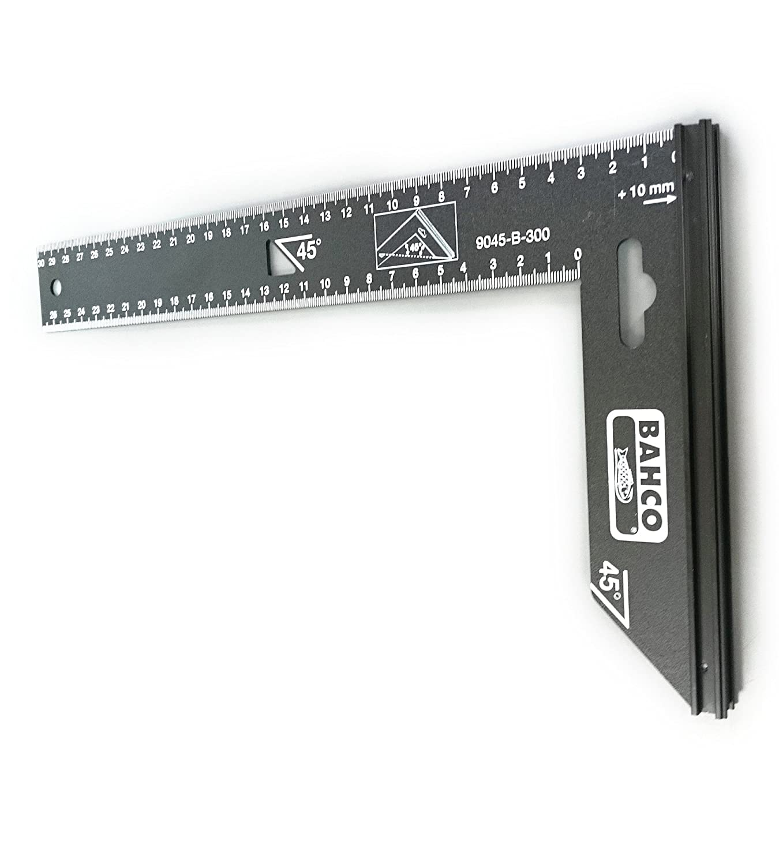 Bahco 9045-B-300 IR9045-B-300 Negro 300mm