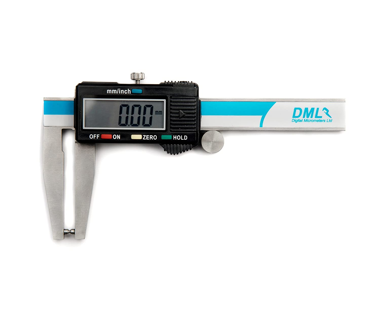 DML 60mm Digital Brake Disc Caliper 12 Months Warranty Digital Micrometers Ltd