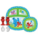 Amazon Price History for:Munchkin Sesame Street Dining Set