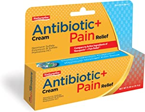 Antibiotic Cream + Pain Relief 3 Pack