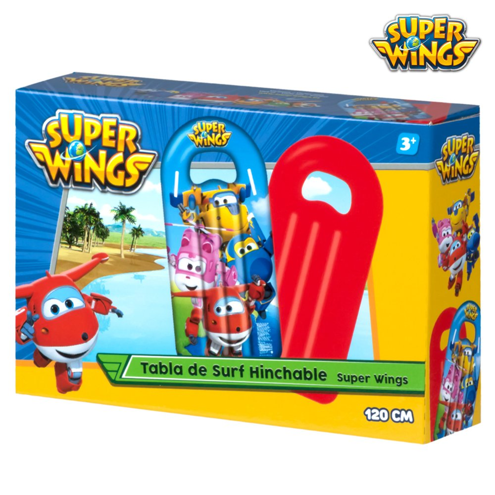 Amazon.com: Super Wings Mat – with Handles 120 cm (colorbaby 77031): Toys & Games