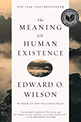 The Meaning of Human Existence Paperback