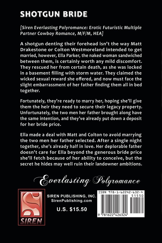 Shotgun Bride [Tasty Treats 12] (Siren Publishing Everlasting Polyromance)