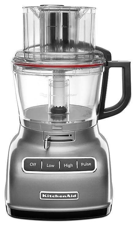 Amazoncom Kitchenaid Kfp0933cu 9 Cup Food Processor With Exact