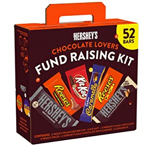 Hershey's Fund Raising Kit (52 ct.)