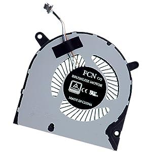 Deal4GO DC 5V/0.5A Left Side CPU Cooling Fan 4NYWG 04NYWG FLLK DFS5K12304363B for Dell G3 3590 G3 3500(i7 9th Gen) P89F Gaming Laptop