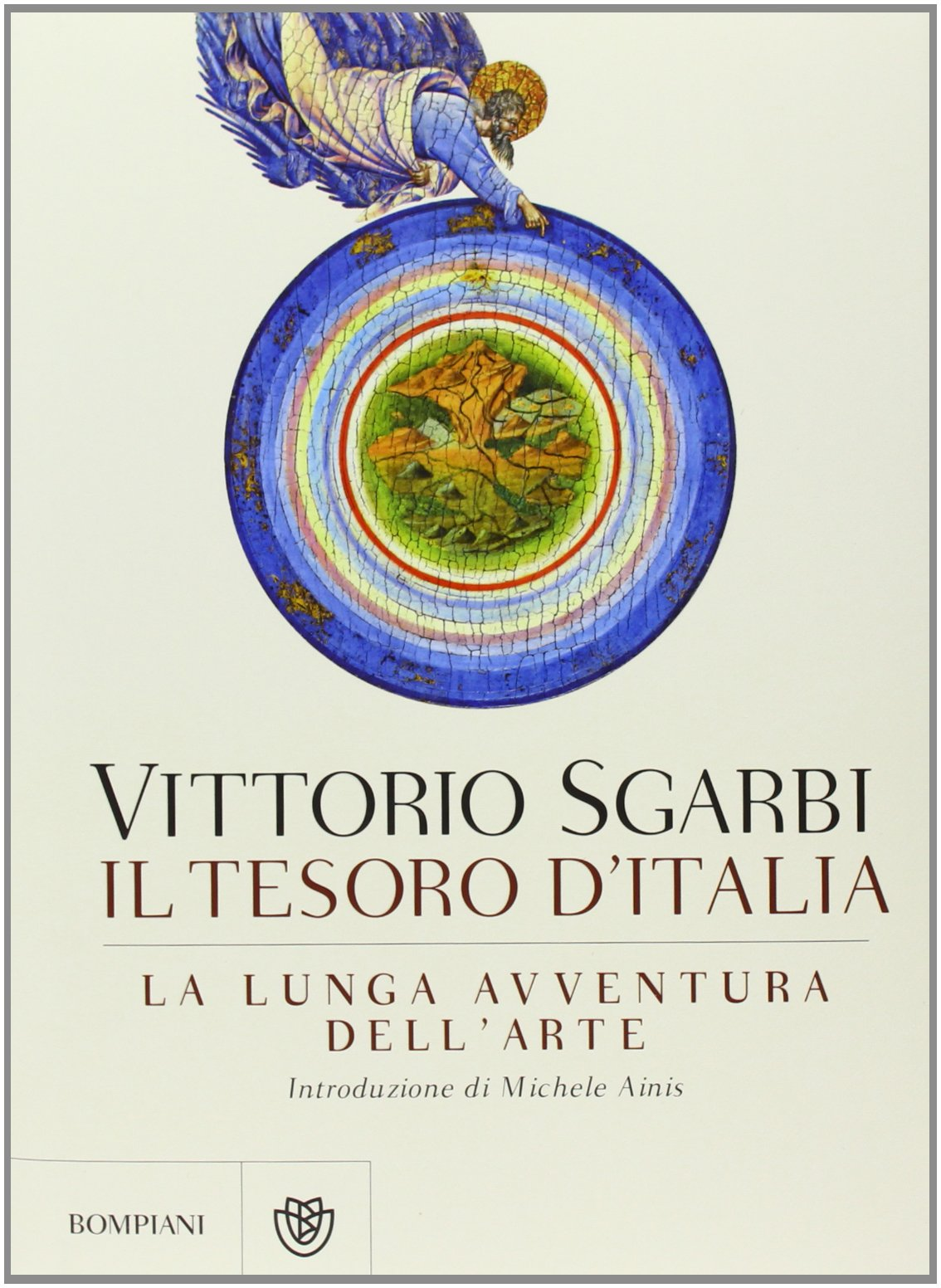 Libri di vittorio sgarbi - la lunga avventura dell`arte. il tesoro d`italia. ediz. illustrata (italiano) 884527456X