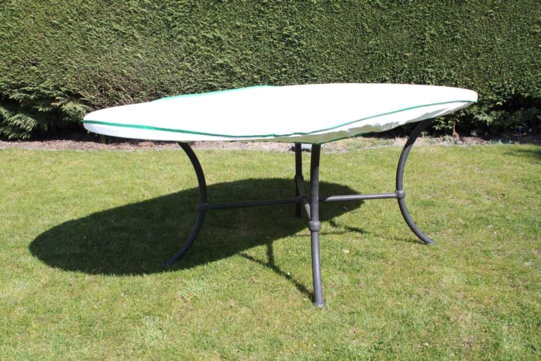 Jardin Mobilier de jardin Housse table de jardin ovale Exclusive en ...