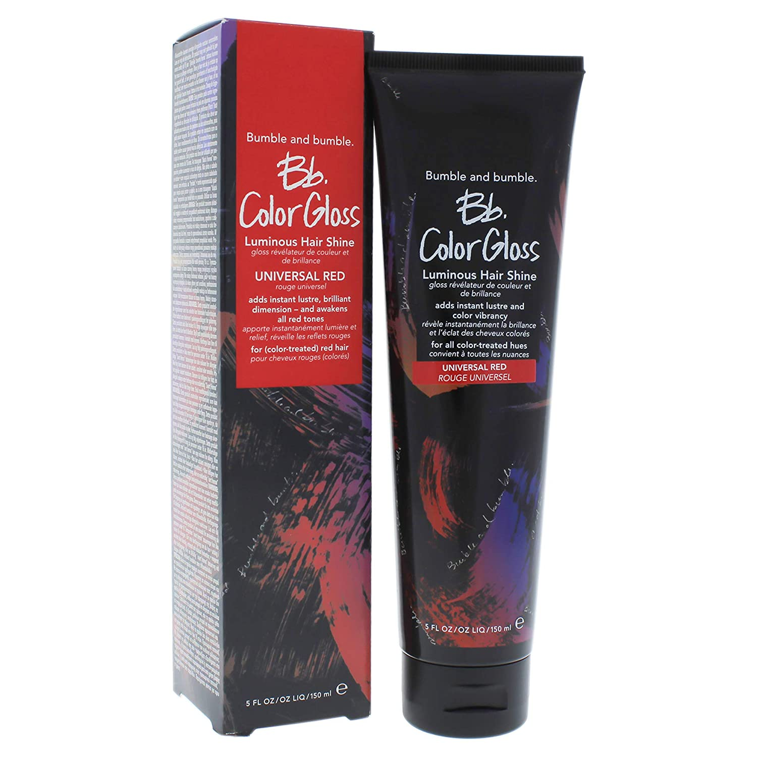 Bumble and Bumble Color Gloss Hair Color, Universal Red, 5 Ounce