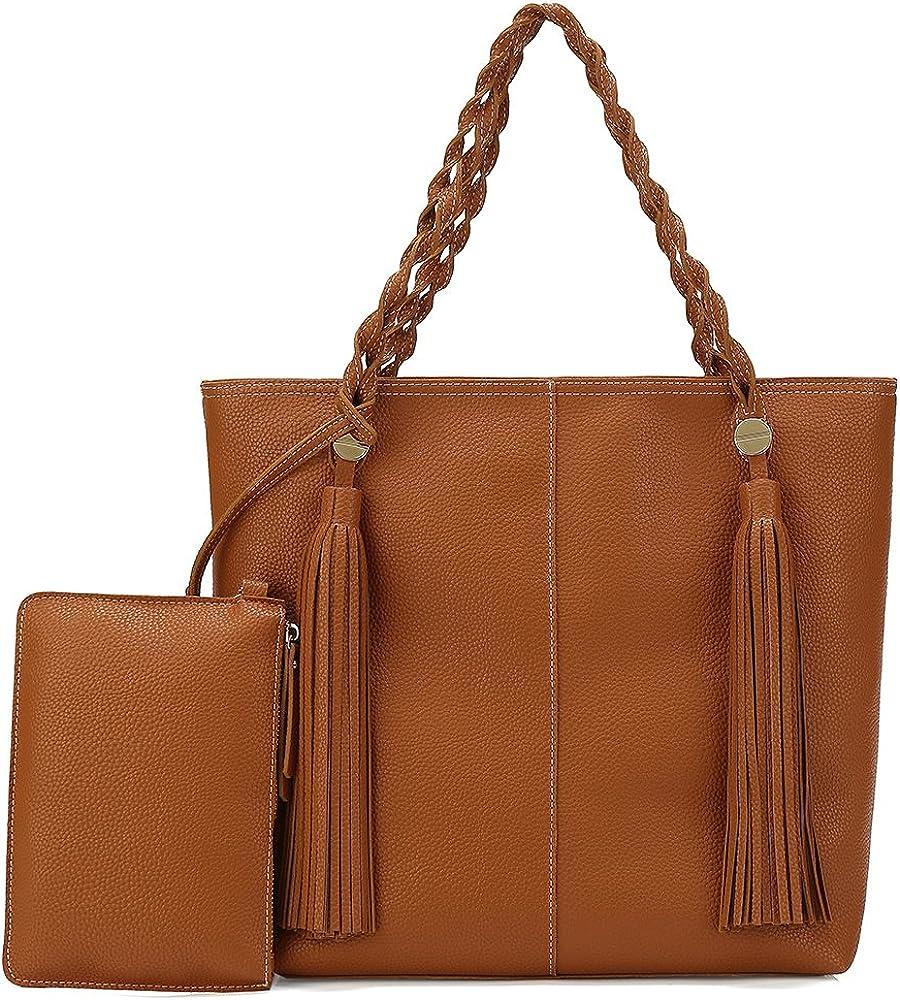 Shomico Hobo Bags Shoulder...