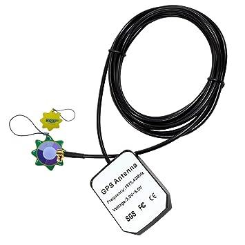HQRP Antena externa GPS para TomTom GO 510 (510)/TomTom GO 700/