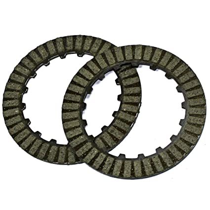 Amazon.com: Caltric CLUTCH FRICTION PLATES Fits HONDA CD-50 CD50S BENLY 50S CD50 1996-2007: Automotive