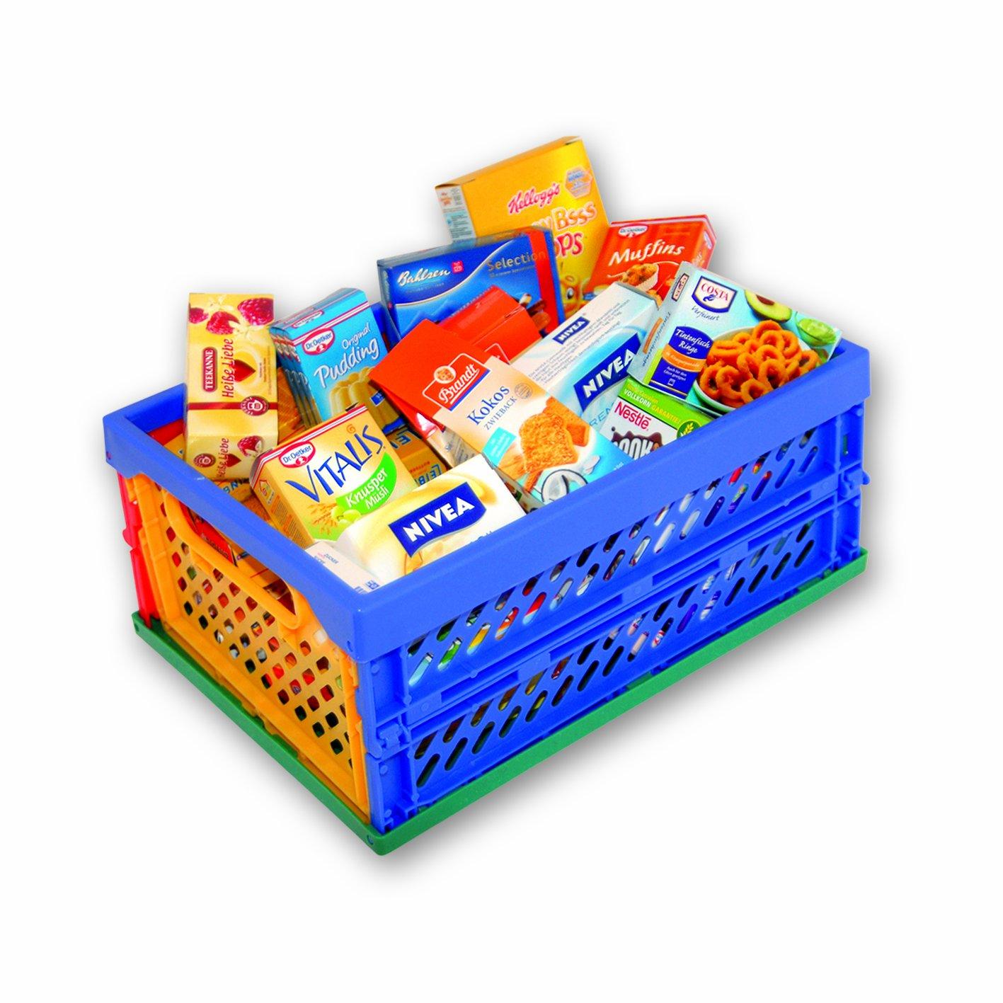 Tanner Mini Klappbox Kinder Einkaufskorb