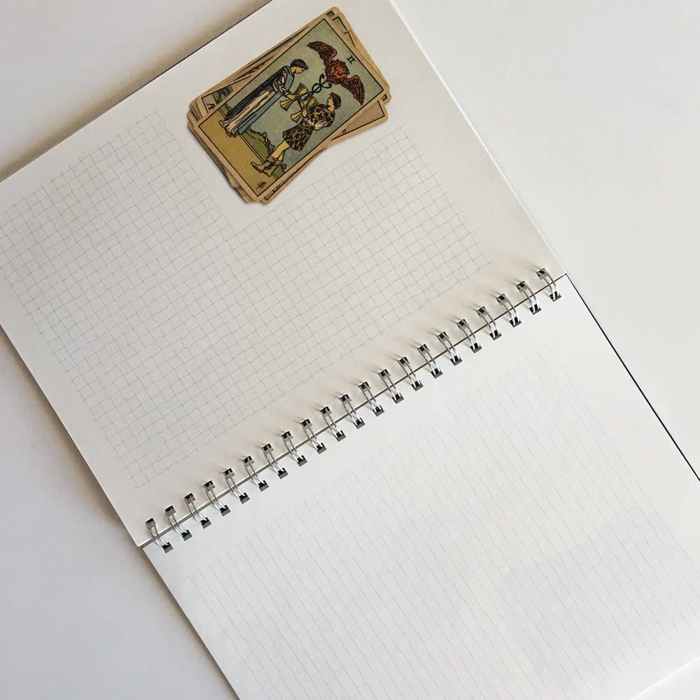 Blood dripping on each page! Side-Bound Vampire NoteBook Great for Daily Lists or Notes Nosferatu Horror List Book 11 x 4.25 inches