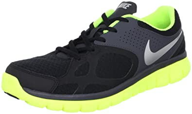 b88a6819b11b Nike Flex 2012 RN Free Men s Running Shoes Black 9 D(M) US  Buy Online at  Low Prices in India - Amazon.in