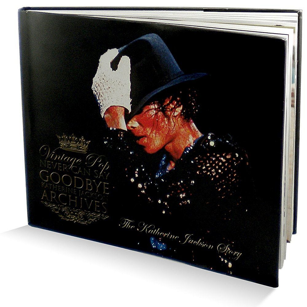 MICHAEL JACKSON マイケルジャクソン Never Can Say Goodbye/写真集   B014W59GI0