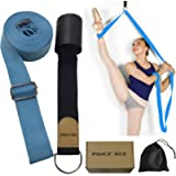 Leg Stretch Band - to Improve Leg Stretching - Easy Install on Door - Perfect Home Equipment for Ballet, Dance and…