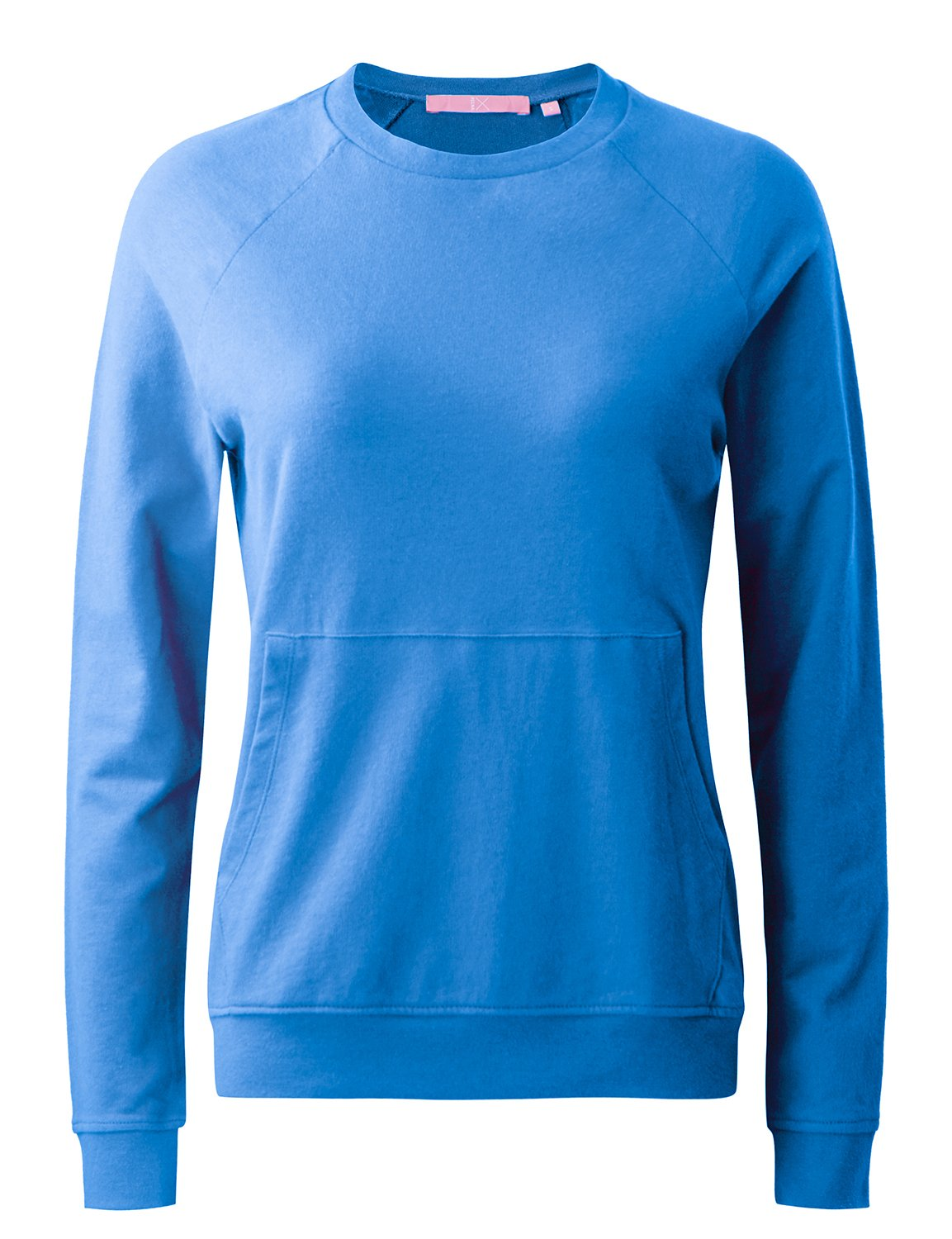Regna X Womens Long Sleeve Crewneck Casual Color Block Sweatshirts for Women by Regna X