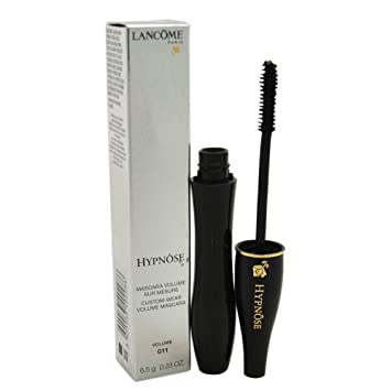 7716633f210 Amazon.com: Lancome Hypnose Custom Volume Mascara, 011 Extra Black ...