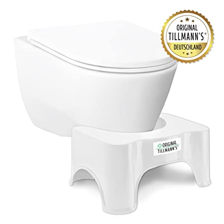 Awe Inspiring Tillmanns Deutschland Premium Quality Toilet Stool Short Links Chair Design For Home Short Linksinfo