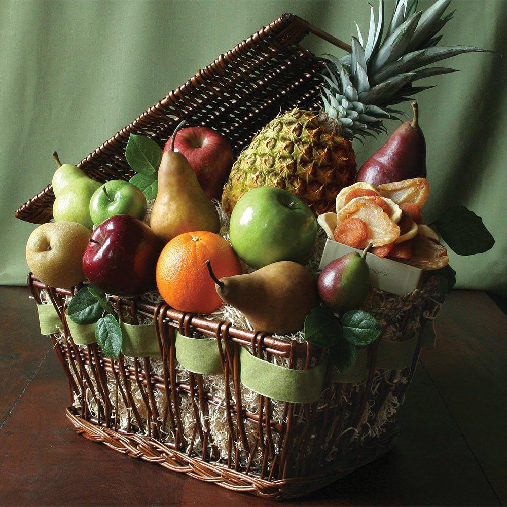 Orchard Celebration Kosher Fruit Basket - The Fruit Company