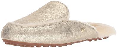 97681fe33 Amazon.com   UGG Women's W Lane Metallic Sneaker   Slippers