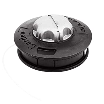Cabezal de aluminio para desbrozadora de césped, doble ...