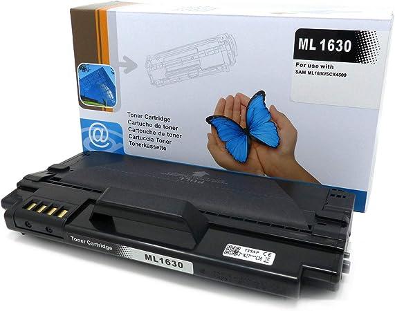 Starlet24 - Recambio para Samsung ML-1630-1631 SCX-4500: Amazon.es ...