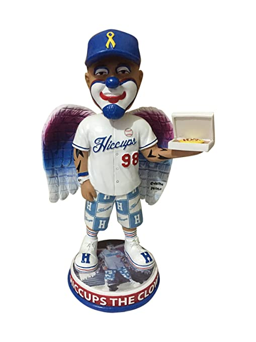 2a7da469f4d Amazon.com   Hiccups the Clown Los Angeles Dodgers Individually Numbered  Limited Edition Bobblehead   Sports   Outdoors