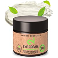 DUAL Eye Cream | Crema Para Ojos Natural