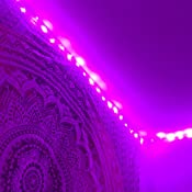 HAHOME Waterproof Fairy String Lights, 33Ft 100 LEDs