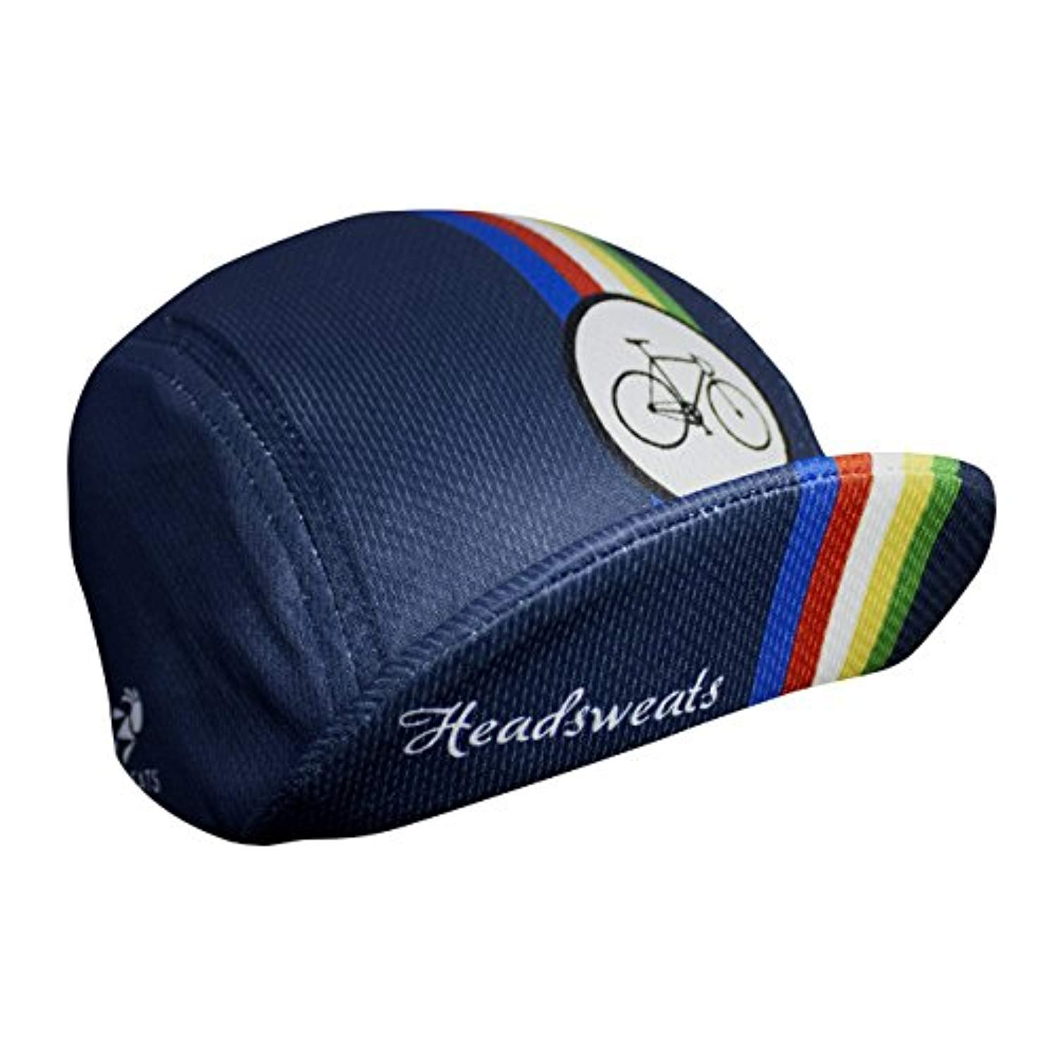 Headsweats Spin Cycle Cap, One Size, Black 7701 802